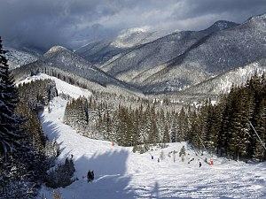 Jasná - Jasná ski resort