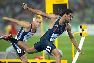 Jason Richardson (hurdler) American hurdler