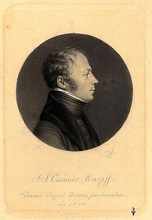 Jean-Jacques Karpff - Self-portrait by Jean-Jacques Karpff, Musée Condé, 1806