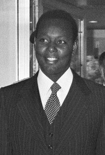 Jean-Baptiste Bagaza President of Burundi (1946-2016)