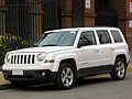Jeep Patriot 2.4 Sport 2014 (15246134917).jpg