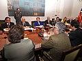 Jefa de Estado encabeza reunión de Consejo de Gabinete Ministerial (30101316024).jpg