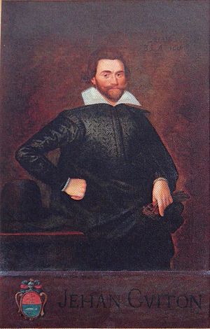 Recovery of Ré island - The fleet of La Rochelle led by Jean Guiton was defeated by Montmorency on 18 September 1625.