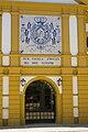 Jerez-Real Escuela Andaluza del Arte Equestre-Puerta del picadero-20110914.jpg