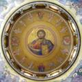 Christ Pantocrator (Deesis Mosaik Detail)