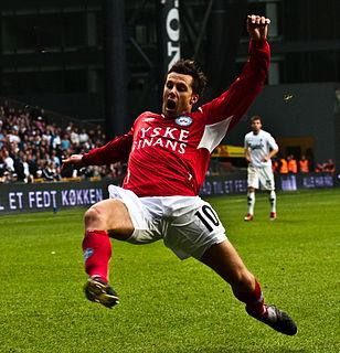 Jesper Bech Danish footballer