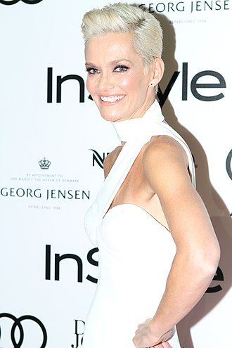 Jessica Rowe - Rowe at the 2015 Instyle Awards