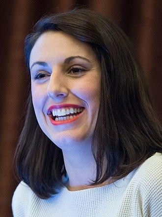 Jessica Valenti - Jessica Valenti in 2014