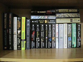 English: All 24 John Griham novels as of June ...