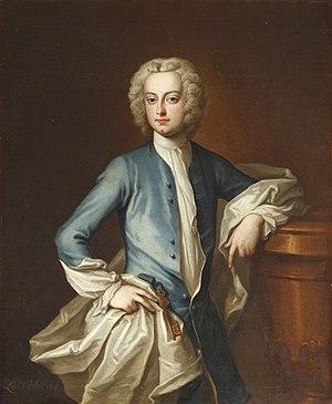 John Hervey, 2nd Baron Hervey - Image: Jhn Hervey