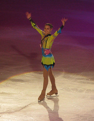 2013 Trophée Éric Bompard - Adelina Sotnikova