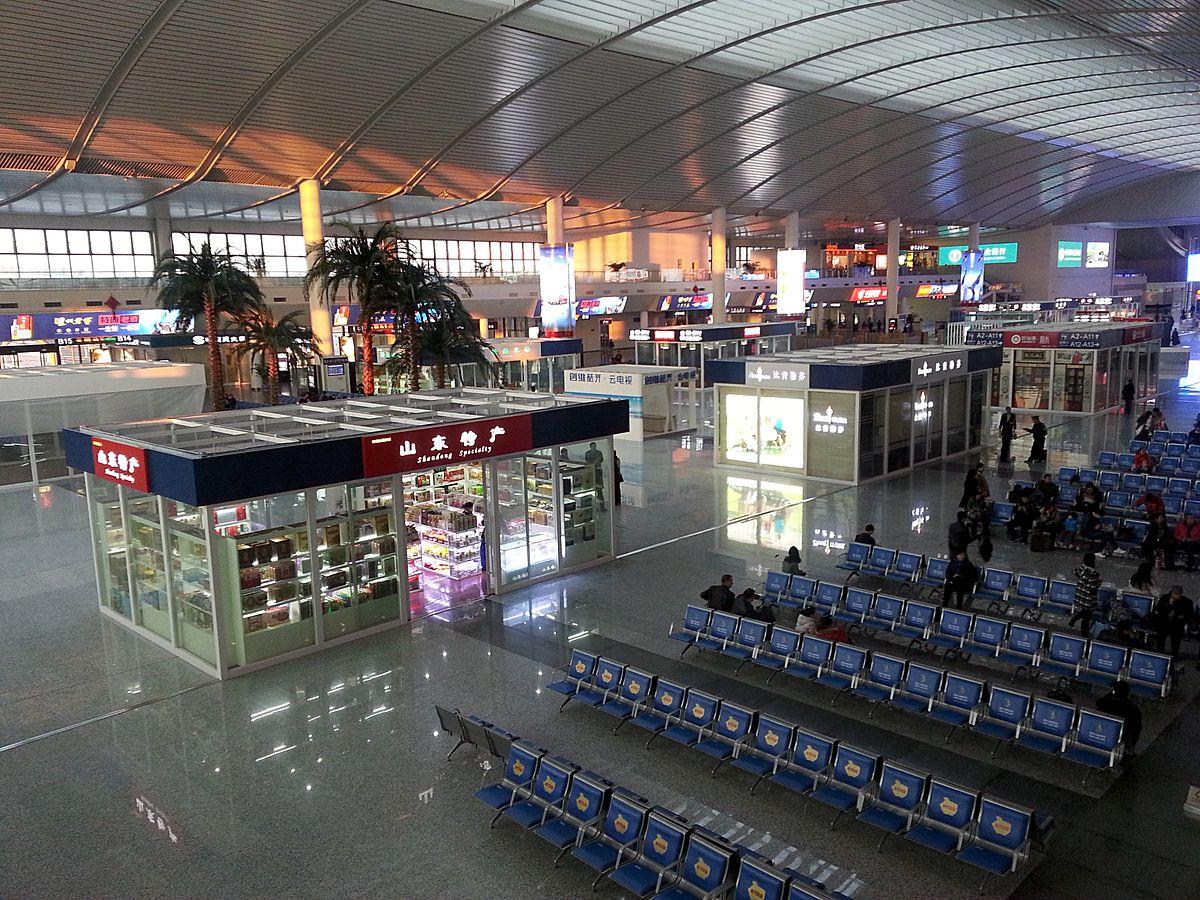 Jinan west railway station wikipedia for China railway 13 bureau group corporation