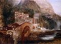 Jmw turner, palestrina, composizione , 1828, 03.jpg