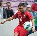João Moutinho - Croatia vs. Portugal, 10th June 2013 (3).jpg