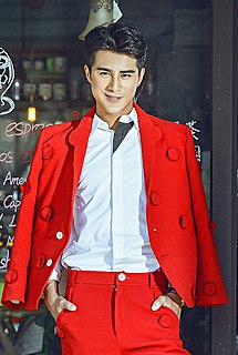 Jiang Chao Chinese actor and singer