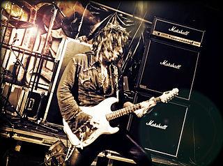 Joe Stump American guitarist