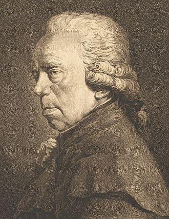 Johann Christian Brand - Portrait of Johann Christian Brand by Adam Bartsch (1793), Metropolitan Museum of Art