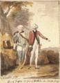 Johann Heinrich Tischbein - Prinz Eugen und Prinz Wilhelm von Wurttenberg.png