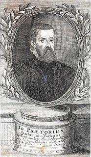 Johannes Praetorius German astronomer and mathematician