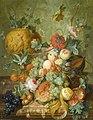 Johannes Christianus Roedig - Fruit and flower still life.jpg