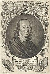 Portrait of Johannes Goedaert