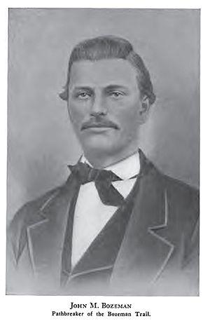 Bozeman, Montana - John Bozeman
