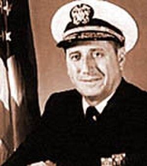 John O'Connor (cardinal) - O'Connor during his naval career