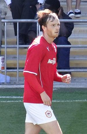John Brayford - Brayford playing for Cardiff City in 2013
