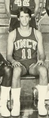John Calipari, 1979-1980 University of North Carolina, Wilmington basketball team.png