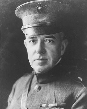 John H. Russell Jr. - 16th Commandant of the Marine Corps (1934-1936)