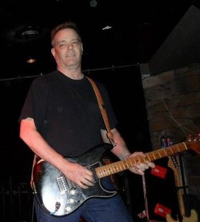 John Haggerty American guitarist