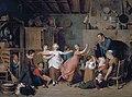 John Lewis Krimmel - Blind Man's Buff (1814)FXD.jpg