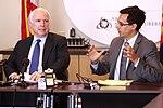 John McCain & Glenn Hamer (9505402781).jpg