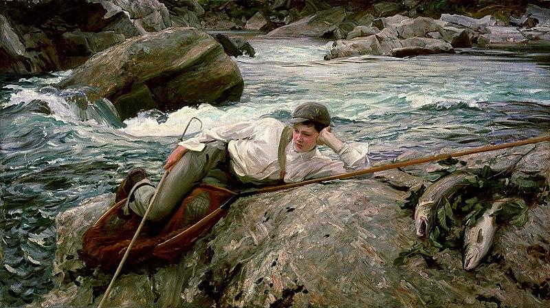 File:John Singer Sargent - On his Holidays, Norway.jpg