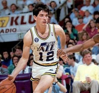 John Stockton - Stockton, circa 1988