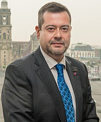 image illustrative de l'article Chef du gouvernement de la Ville de Mexico