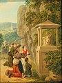 Josef Hendel - Pilgrims on their Way to Mariazell.jpg
