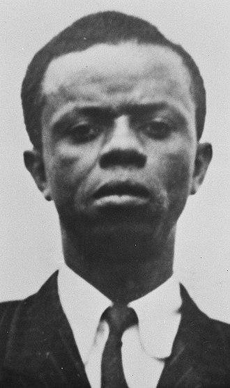 Joseph Iléo - Image: Joseph Iléo, 1960