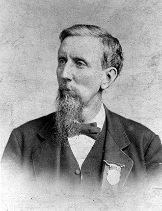 Joseph McCoy - Joseph McCoy in 1880