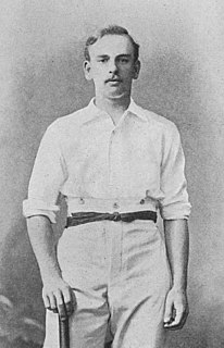 Joseph Mounsey English county cricketer
