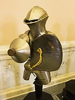 Jousting neck protection (14216626609).jpg