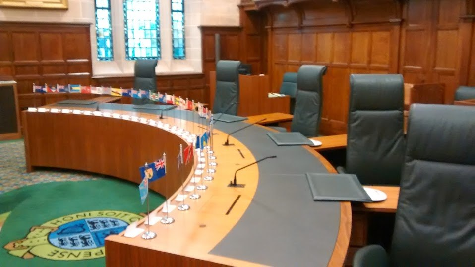 Judicial Committee of the Privy Council - Court 3