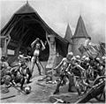 Jules Girardet - Defense du pont de Thielle.jpg