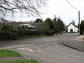 Junction of The Street with Carbrooke Road - geograph.org.uk - 702007.jpg