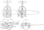 Junkers R 42 3-view L'Aéronautique October,1926.png