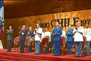 Military junta Government led by a committee of military leaders