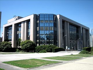 Auxiliary building for the European Council and Council of the EU