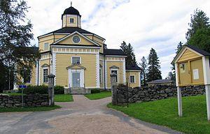 Juuka - Juuka Church