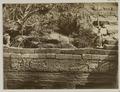 KITLV 28275 - Isidore van Kinsbergen - Relief in the middle of a bath in 1490 near Panataran, Kediri - 1867-02-1867-06.tif