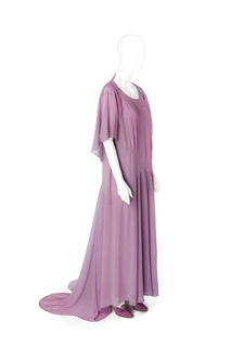 Georgette (fabric) sheer, lightweight crepe fabric made from silk or manufactured fibres